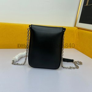 2021 роскошный дизайнерский сумка бренд женские плечо цепочки цепочки Mini крошечные сумки скрещенные сумки корова кожа высокое качество