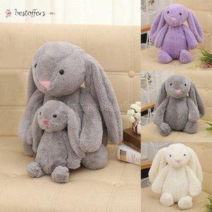 Sift Peluş Oyuncaklar 30 cm 12 inç Bonnie Bunny Tavşan Dolması Bebekler Çocuklar Için Hediyeler Büyük Uzun Kulak Tavşan Peluş Bebekler BY22