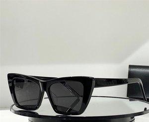 276 Óculos de Sol Popular Designer Mulheres Moda Retro Cat Eye Forma Frame Óculos Verão Lazer Estilo Selvagem Qualidade UV400 Proteção Venha com o caso