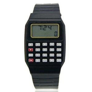 Wrist Silicone Date Fad 21ss Kids Electronic Calculator Children G22 Watch Multi-Purpose 992