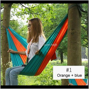 Furniture Chair Tent Camp Hanging Hammock Camping Outdoor Backpacking Travel Survival Garden Swing Hunting Sleeping Bed Portable Ufvab J4Qdi