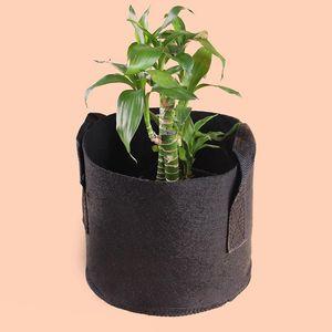 Plantadores Pots 1-30 Galão Grande Planta Planting Crescer Sacos Pot Ferramentas de Jardim Home Ferramentas de Batata Morango Tecido Vegetal Jardin Crescer