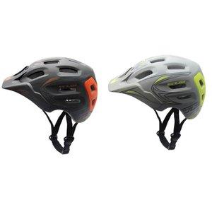 Cycling Helmets Helmet High Density EPS Foam Head Protective Gear With Visor
