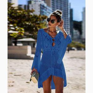 Summer Beach Dress Bathing Suit Bikini swimwear Cover Up Women Beachwear Bathing Suit Cover Ups Beach Coverups for Women 2020