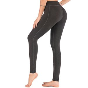 Womens Jogger Sports Workout Leggings Pants Jumpsuit Athletic Leggings Running Gym Scrunch Trousers DFF0483