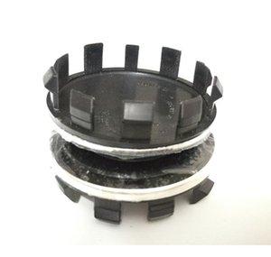 Car accessories 40Ppcs 56mm 57mm blue black white Wheel Center covers Hub Caps Emblem Badges Replacment for E60 E90 F10 F30 F15 E63
