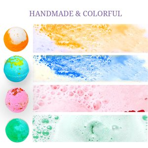 Natural Organic Colorful Fizzy Bath Bombs Gift for Body Spa Soap clove