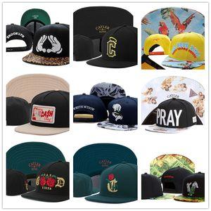 filhos cayler tripulação âncora Caps Brooklyn chapéus Venda de Natal quente da caixa original, Still Loving chapéu ajustável Westcoast Boné Snapback