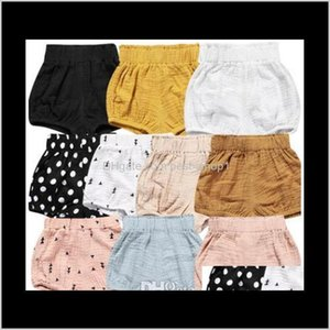 Ins Baby Shorts Toddler Pp Pants Boys Casual Triangle Trousers Girls Summer Bloomers Born Briefs Nappy Boutique Underpants Clothes P4H 3Nz7N