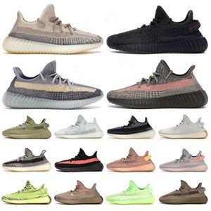 Erkek Koşu Ayakkabıları Fade Kül İnci Taş Mavi Kuyruk Işık Kültürü Statik Yansıtıcı Koşu Kadınlar Spor Ayakkabı Erkekler Sneakers Büyük Boy 36-47