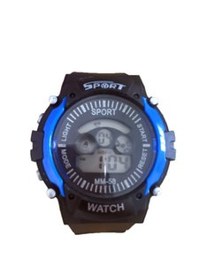 Kids Led Electronic Watch Multifunctional Sports Waterproof Colorful Luminous Children's Watches