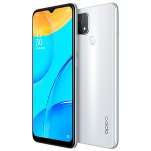 Original Oppo A35 4G Mobile Phone 4GB RAM 64GB 128GB ROM Helio P35 Octa Core Android 6.52 inch Full Screen 13MP AI 4230mAh Face ID Fingerprint Smart Cell Phone
