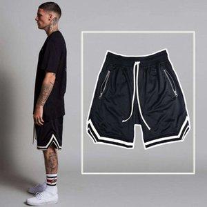Swimwear Men's casual running fitness fast drying trend shorts summer loose basketball training pants