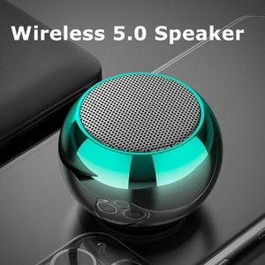 Mini Speakers Sound Box Portable Bluetooth Speaker Handsfree Call Function HIFI Quality Jerry Wireless 5.0 Shocking Bass