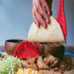 Burrito Toaster Taco Shell Maker Crispy Tacos Shells Making Tool Specialty Baking Tools Kitchen Supplies Pancake Make