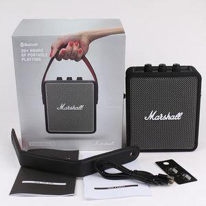2021 Marshall STOCKWELL II Speaker Wireless Bluetooth Portable speakers Fast Fedex