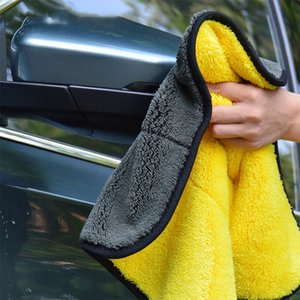 Extra Soft Car Wash Microfiber Towel Cars Cleaning Drying CarCare Cloth Detailing WashTowel Never Scrat WLL731