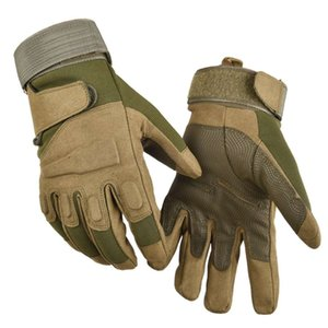 gloves Black Hawk tactical outdoor all fingered for military fans