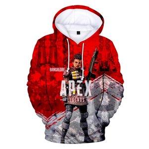 Women's Hoodies & Sweatshirts Fashion Apex Legends 3D Print Hoodie Men Women Fall Harajuku Trendy Sweatshirt Tops Casual Hooded Men Full