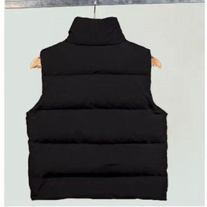 Fashion vests Down vest Keep warm mens stylist winter jacket men and women thicken outdoor coat essential cold protection size S-2XL