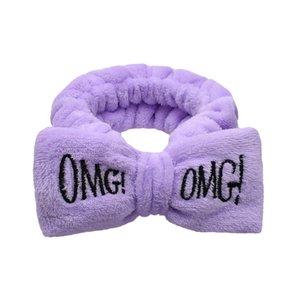 OMG Stirnband Damen Bug Hairband Elastische Kopftuch Mädchen Nette Stirnband Haarnadel Haarschmuck Makeup Face Wash Spa Yoga Dusche 198 Y2