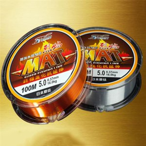 Profession Fluorocarbon Fishing Line Leader Wire Cord Accessories The Flurocarbone Winter Rope Lines Braid