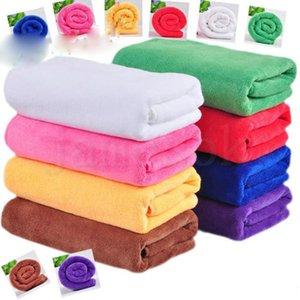 Home towel bathroom beach towel soft thick ultra-fine fiber multi-color optional outdoor portable towel DA280