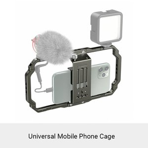 Universal Power Bank Holder Adjustable with width range from 53mm to 81mm for Vlogging Video Shoot
