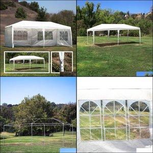 Arches, Arbours, Pergolas Bridge Buildings Patio, Lawn Garden Home & Gardenoutdoor 10X20 Canopy Party Wedding Tent Heavy Duty Gazebo Pavilio