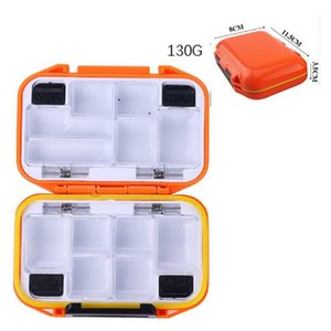 Fishing Tackle Box Road Bait Set Boxes Tool Gear Storage Portable Light Outdoor Accessories