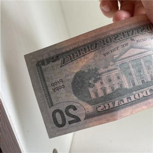 Children D1 Money Copy Currency Props Real Delivery Game Magic Toys Show US Gifts Fast Design Party Paper Akrtf Erill