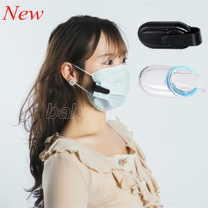 Reusable Portable Mask Fan For Face Mask Clip-On Air Filter USB Rechargeable Exhaust Mini Fans Personal Wearable Air Purifiers