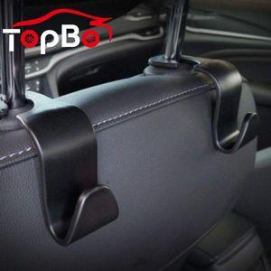 Car Storage Hook Seat Back Hooks Hanger Multifunction For Groceries Bag Handbag Interior Accessories