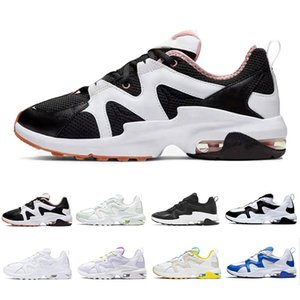Graviton mens running shoes triple black white blue volt men women trainer sports sneakers fahsion 36-45