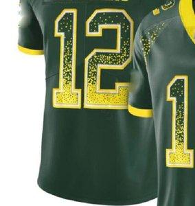 Professional Custom Jerseys LAL 3 19 21 54 55 88 90 82 DEN 10 30 58 DET 9 GB 12 HOU 4 Shirts Men Carbon Black Retro Flag Jersey a4