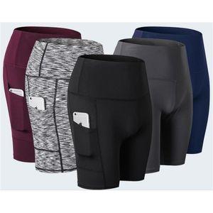 Men's and women's clothingPCS Women Yoga Outfits Ladies Sports Capri 1 Leggings Summer Short Pants Exercise & Fitness Wear Girls Brand Running LegXHHNIZ
