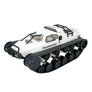JJRC Q79 RC Off-Road Tank 1:12 Full Scale 2.4G High Speed Rechargeable Tracked Climbing Remote Control Car Toy