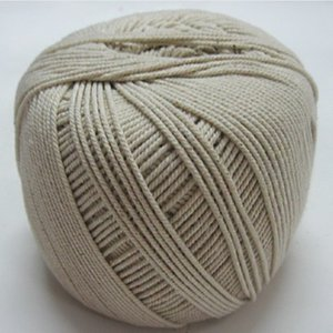 1.5mm  2mm  3mm 4mm diameter natural white cotton cord rope line group strand wrapping cotton rope tag string lashing crab DIY