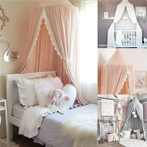 Mosquito Net Curtain Dome Bed Canopy Netting Princess Girl Bedcover