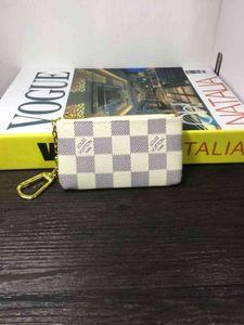 88 Luxurys DesignersFrance StyleLVLOUISBagsVITTON Coin Pouch Men Women Lady Leather Coin Purse Key Wallet Mini Wallet