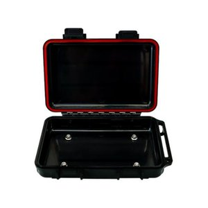 230*137*70MM Smell Proof Storage Boxes Smoking Accessories Magnetic Stash Box Plastic Stash-pro Shockproof Car Security Container Case