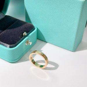 2021 люкс дизайнер возлюбленный перстень, артикль, аккуратная работа, совершенная личность, коробка для обручения, золото и серебро подарок