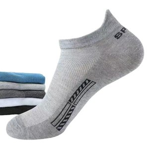 Men's Socks Summer Male Cotton 5 Pairs lot High Quality Business Casual Brand Ankle Sport Breathable