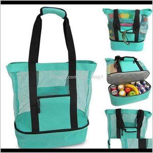 Picnic 4 Colors Beach Camping Multifunction Large Capacity Lunch Bags Portable Outdoor Travel Bag Ooa7472 A2M5W 57Wkz
