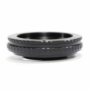 Lens Adapters & Mounts Pixco M52 To M42 Mount Adjustable Focusing Helicoid Macro Tube Adapter 10mm 15.5mm Suit For Shooting 10-15.5mm