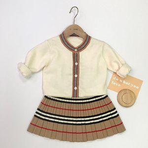 العصرية طفل فتاة فساتين الربيع مصمم الوليد الطفل لطيف الملابس للقليل الفتيات الزي القماش