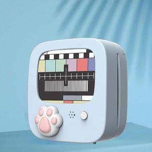 Printers Makeid-mini Pocket Po Printer, Portable Thermal Wireless Connection, BT Image Label, DIY, Intelligent Crafts