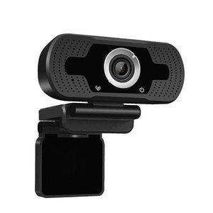 Mini Cameras USB Camera 1080p Live Conference Computer Webcam