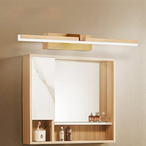 Wall Lamp Bathroom Mirror Light 220v 110V 8W 12W Led Waterproof Vanity Fixtures For Home Bedroom LivingRoom Lamps