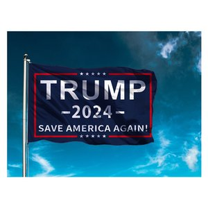 90*150cm Trump Flag 2024 Election Flag Banner Donald Trump Keep America Great Again 5 Styles Polyester Flag OOB6254